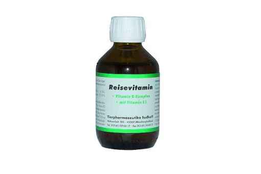 Sudhoff Reisevitamin 150ml