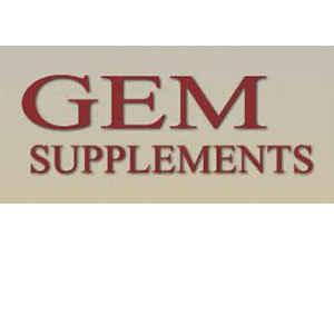 Gem Supplements