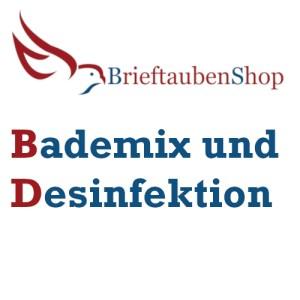 Bademix & Desinfektion