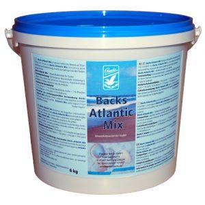 Backs Atlantic Mix 5kg in einem Eimer