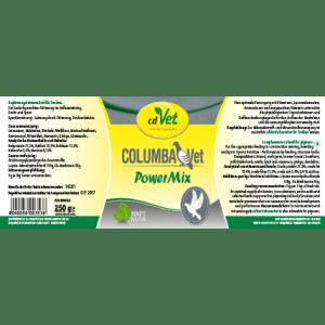cdVet ColumbaVet PowerMix 250g