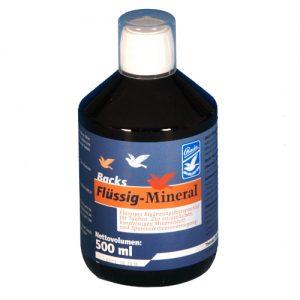 Backs Flüssig Mineral 500ml Flüssig in einer Flasche