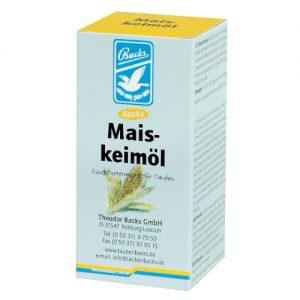 Backs Maiskeimöl 250ml für Tauben