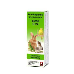 ReVet® H24 Mundschleim - Hautentzündung 10g
