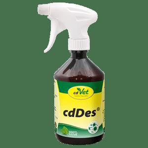 cdVet cdDes 500ml Spray Flasche