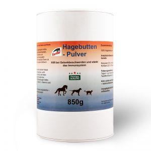 Eurital Hagebuttenpulver 850g - 100% natürliche Hagebutten