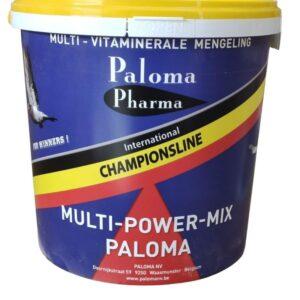 Paloma Mulit Power Mix Eimer