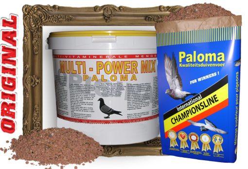 Paloma Muti Power Mix