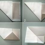 Brief falten 2