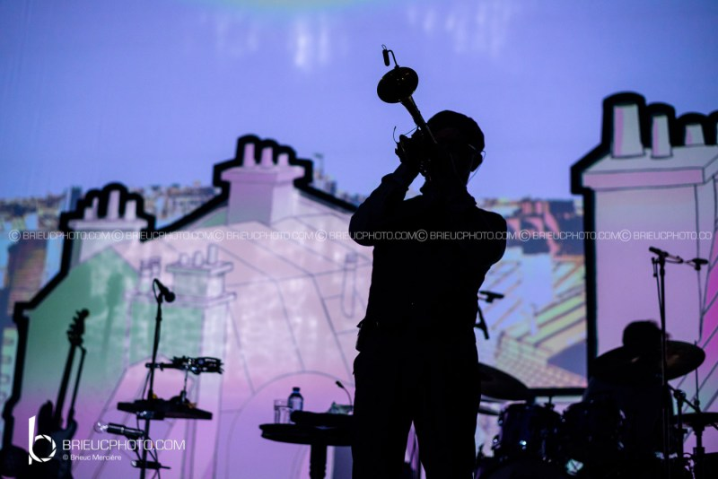 Concert ZAZ au Quattro à Gap