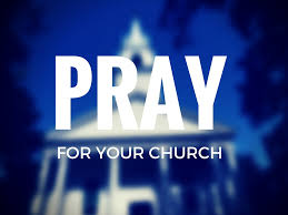 Image result for praying for church