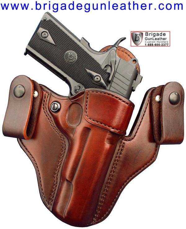 Brigade Holsters M11 Ultimate Concealed Carry IWB Gun
