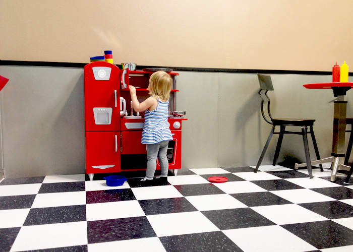 Kid Ventures in 4S Ranch Kitchen