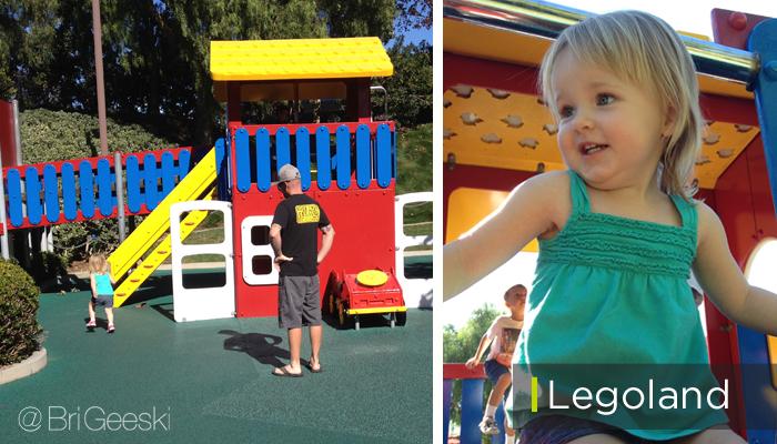 Duplo Village at Legoland California