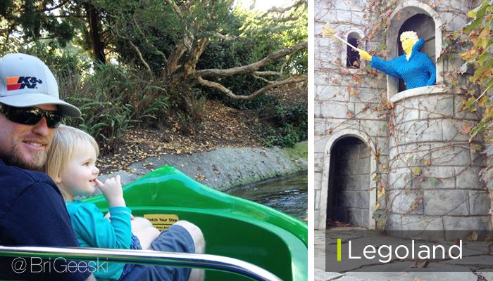 Legoland California Fairy Tale Brook Ride