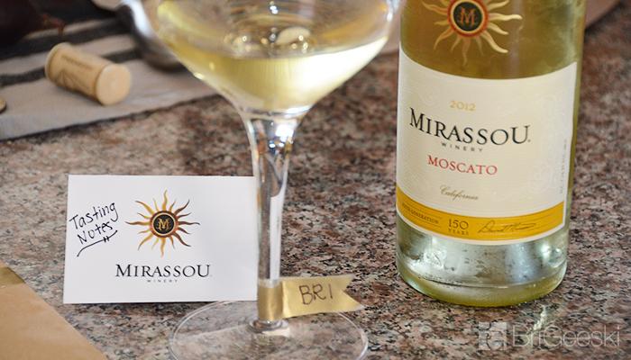 Wine Glass Name Tag