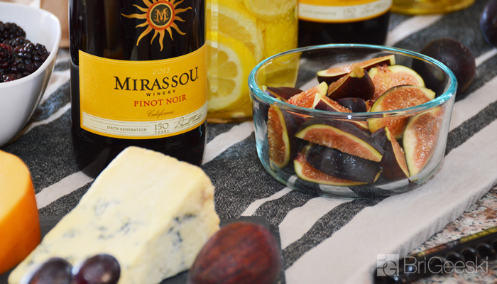Wine and Figs, Summer Wine Party Decor