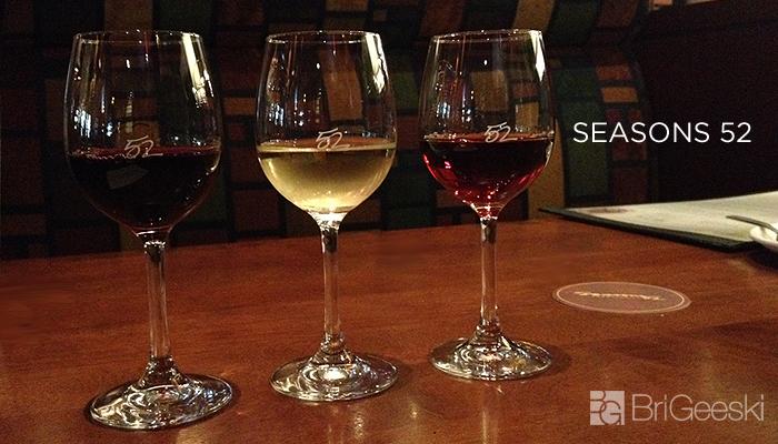 Seasons 52 Wine
