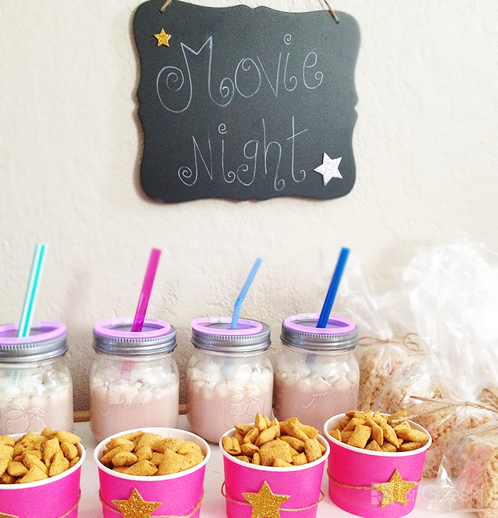 Krispies & Cocoa Toddler Movie Night: Sign