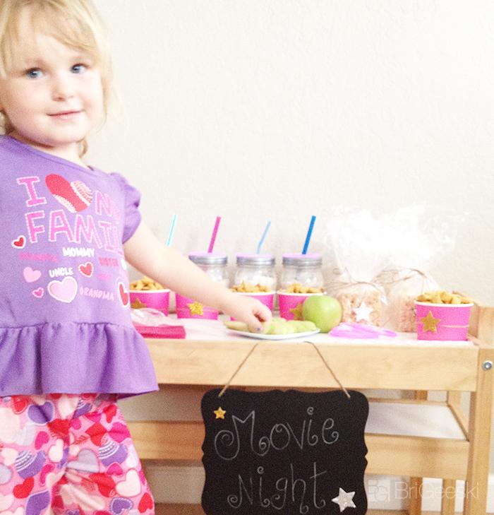 Krispies & Cocoa Toddler Movie Night: Kiddo