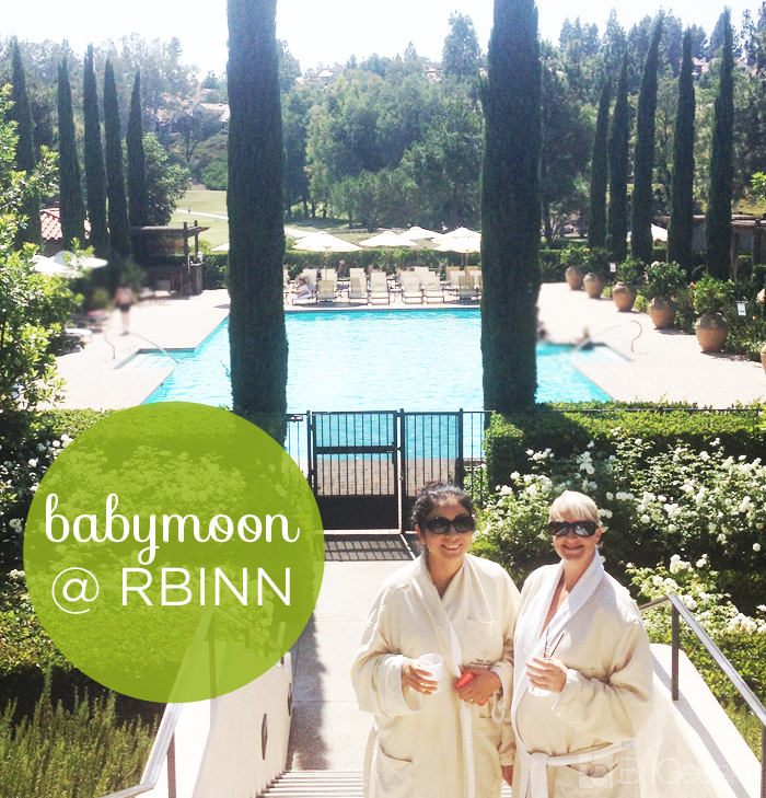 Babymoon at RB Inn with the ladies