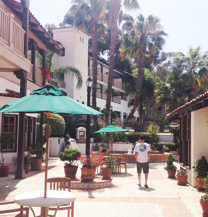 Hacienda Hotel in Old Town