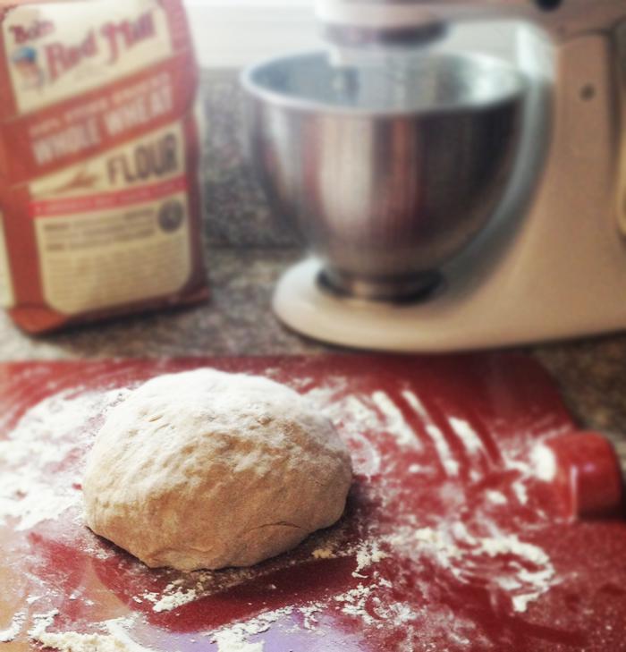 Bob's Red Mill Whole Wheat Pizza Dough