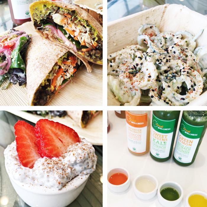 Food Options Ritual Juicebox