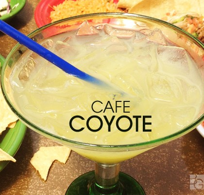 Cafe Coyote in Old Town