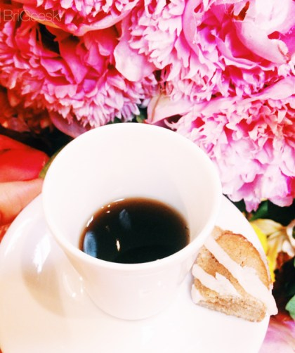 Chocolate, Tea and Flowers from Adelaides in La Jolla