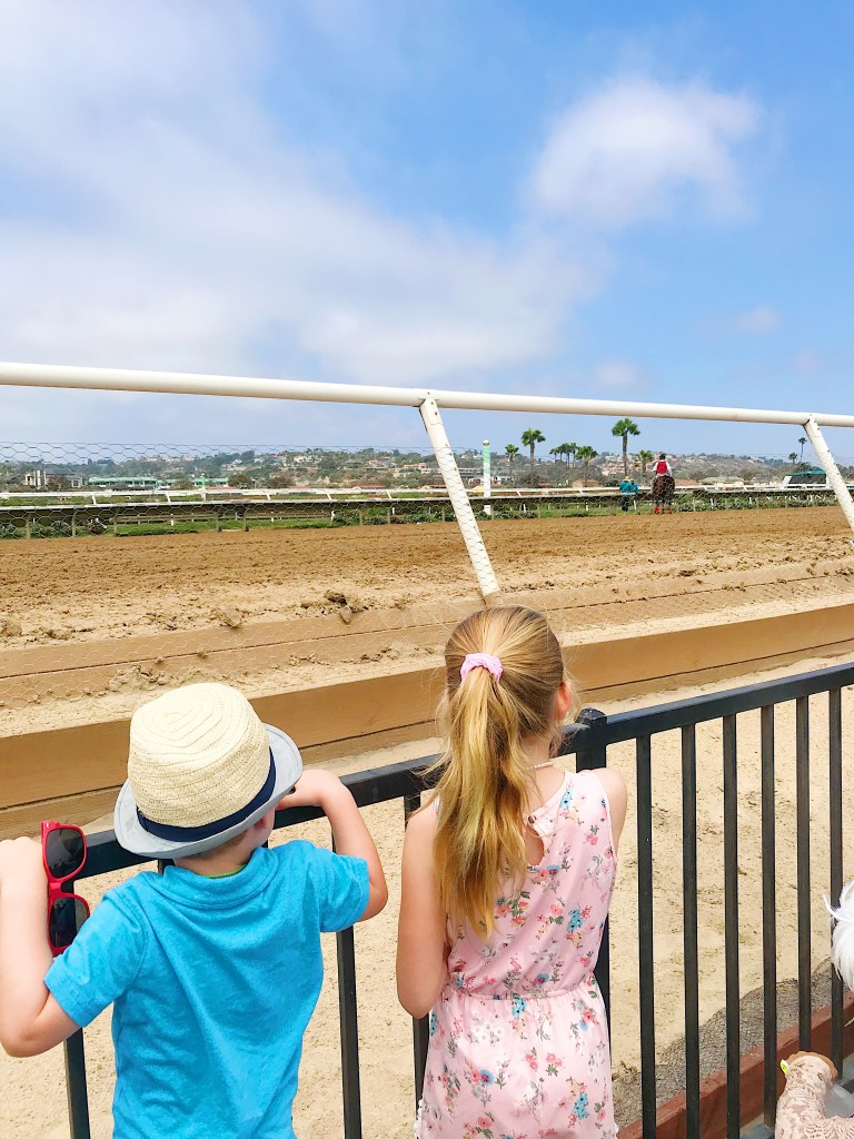 Check out the latest events at the Del Mar races