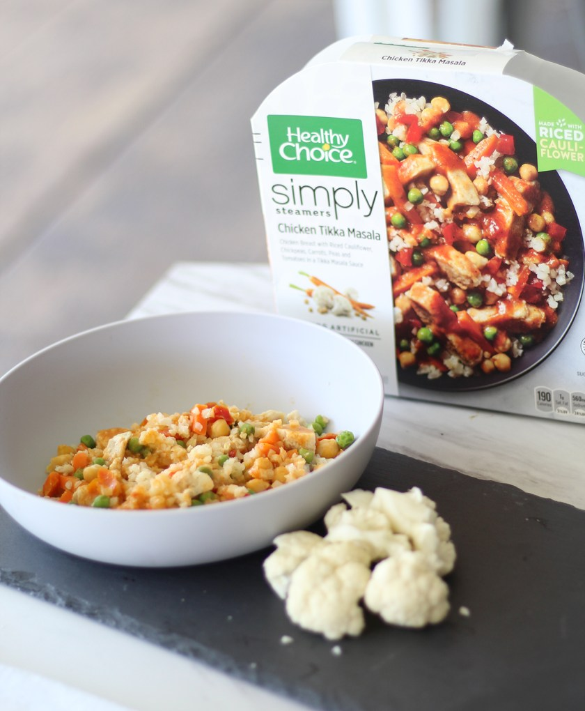 simply steamers frozen meal