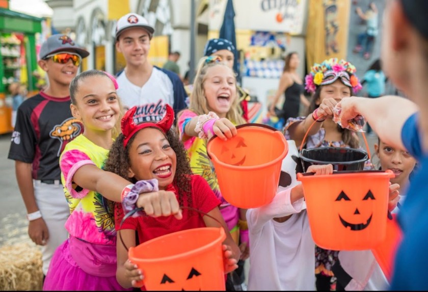Trick or Treat at Beachside Fall Fest