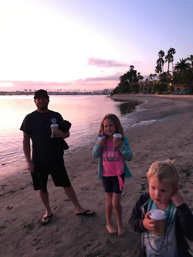 Bahia Resort Hotel Sunset