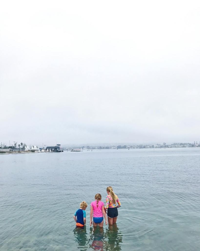 Bahia Point in Mission Bay