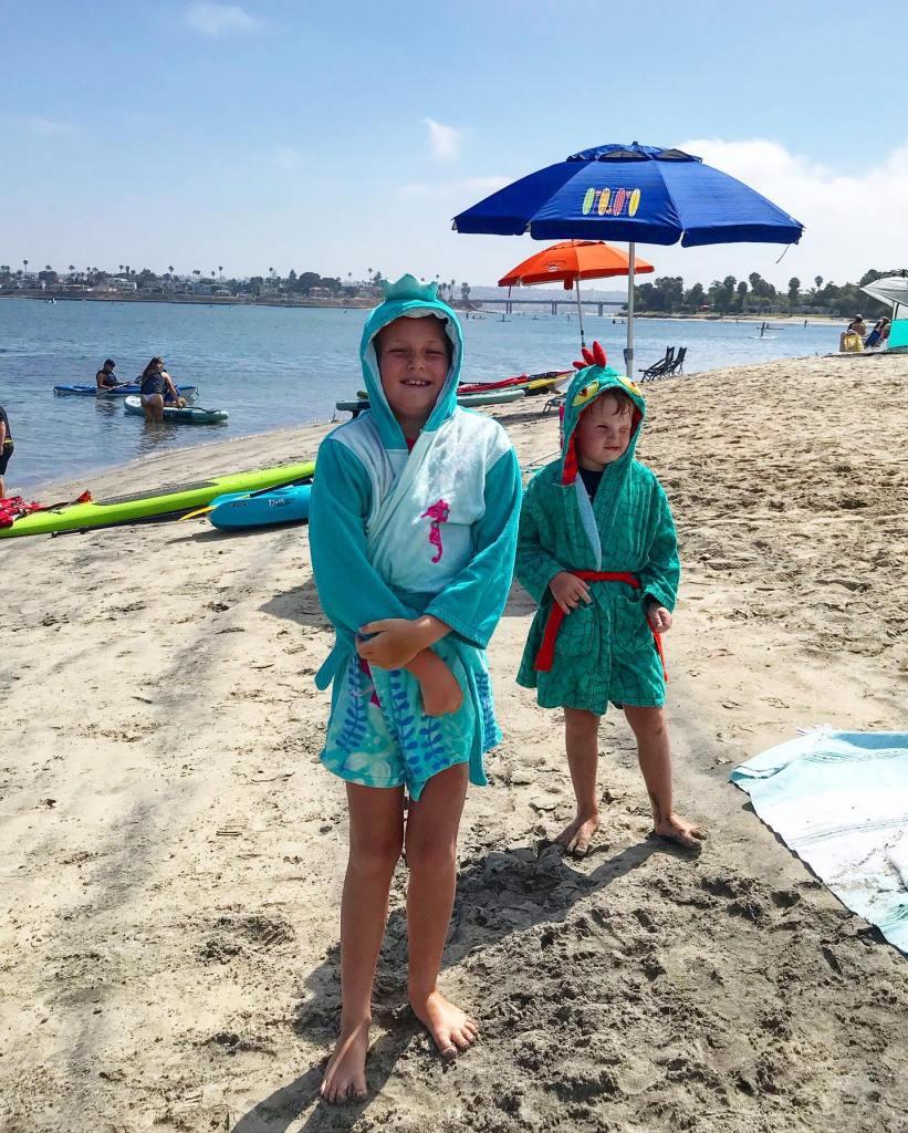 Fun at the Bay, San Diego