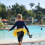 Family Glamping in San Diego at KOA