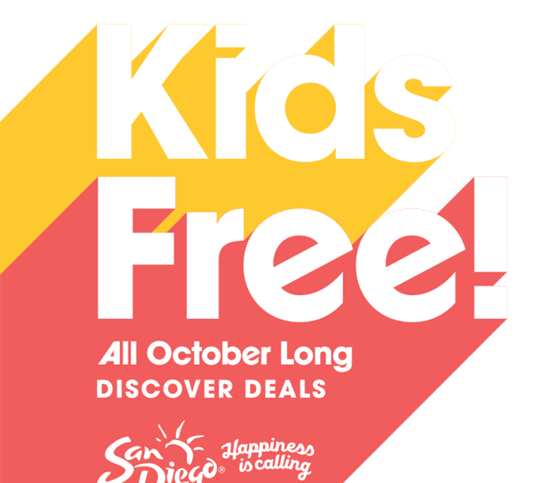 Kids Play Free in October