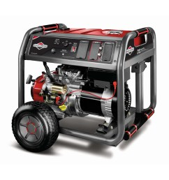 7000 watt elite series portable generator [ 1024 x 1024 Pixel ]