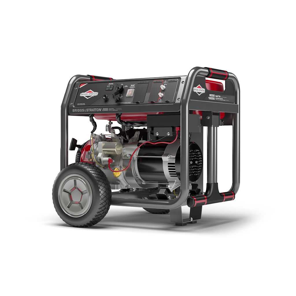hight resolution of 8000 watt elite series portable generator