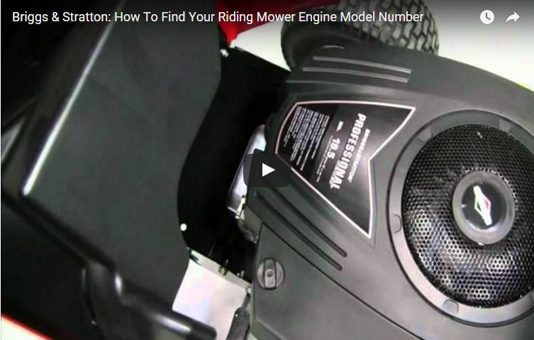 briggs and stratton ybsxs 7242vf 2000 harley sportster 883 wiring diagram how to find riding mower engine model number