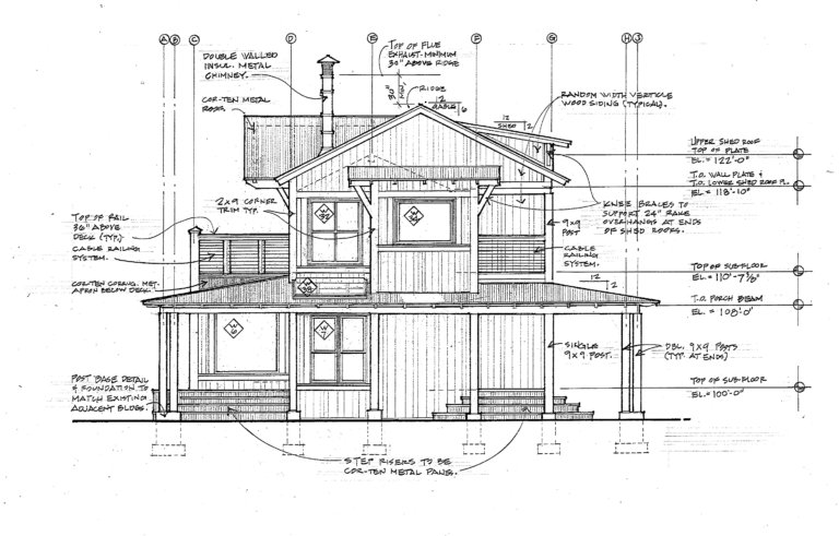 The Design Process with Briggs Architecture: we carry out
