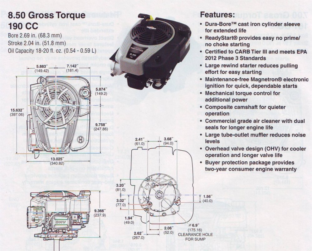 medium resolution of click for engine line drawings pdf briggs and stratton