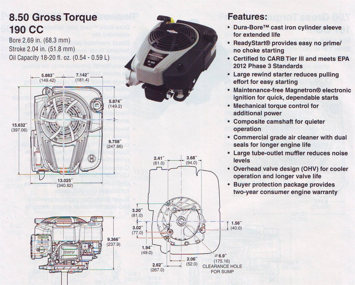 hight resolution of click for engine line drawings pdf briggs and stratton