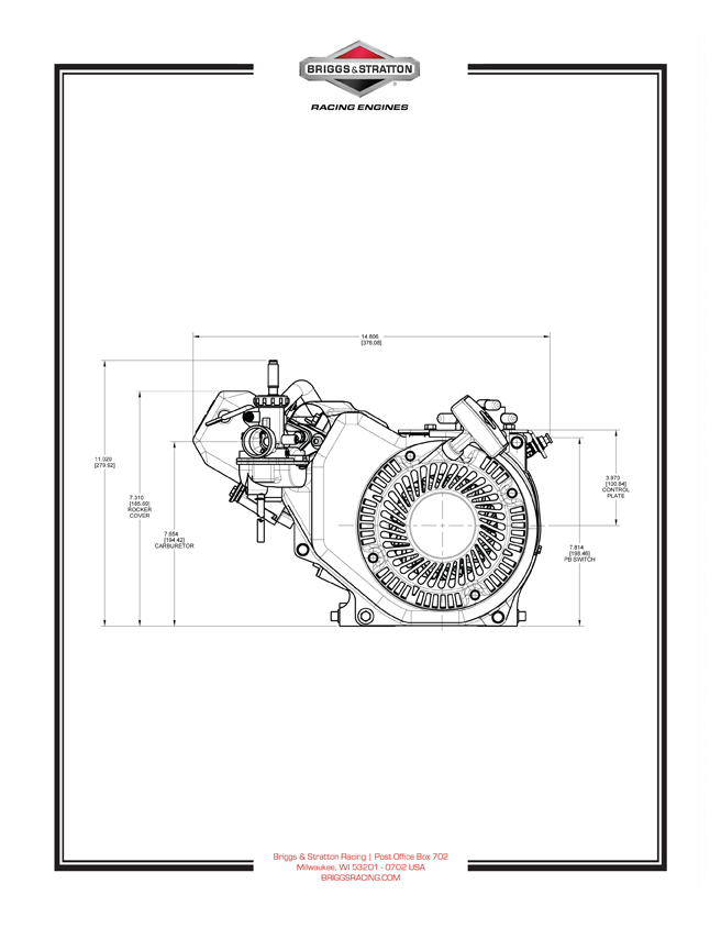 206 Engine Drawings
