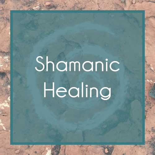 Alternative medicine shamanic healing