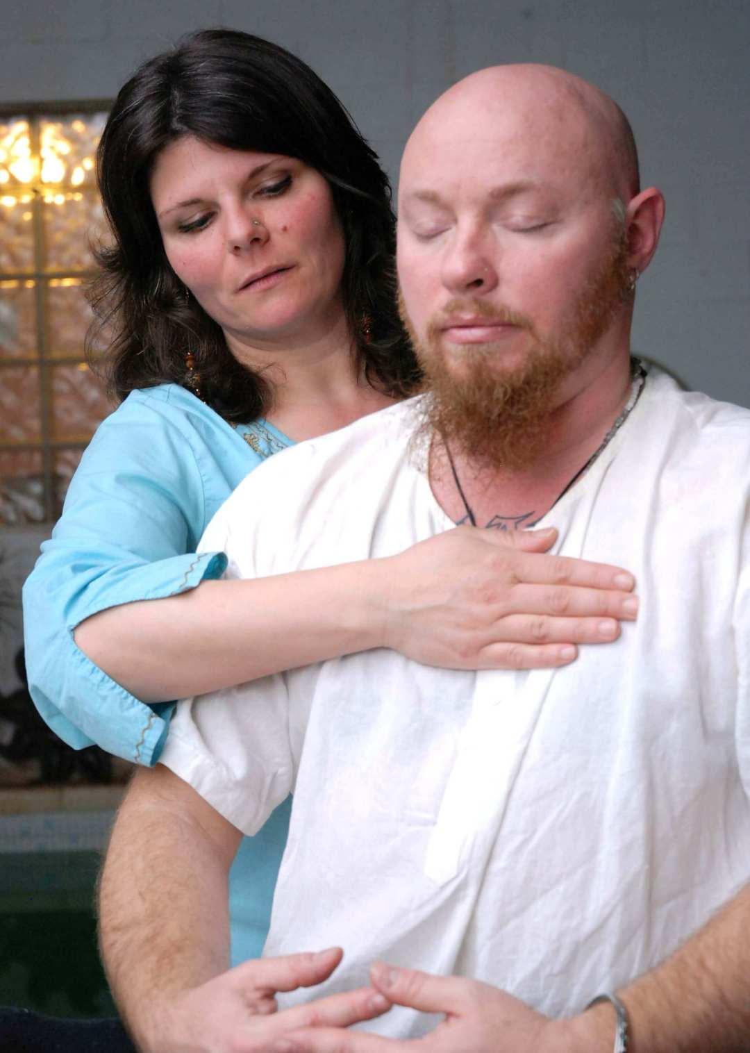 Jikiden Reiki treatment