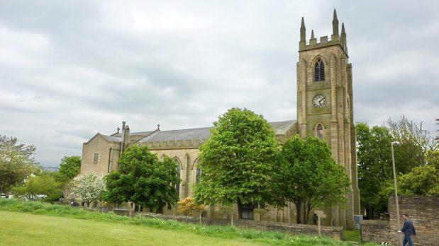 St Martins Parish Church | Brighouse Arts Festival