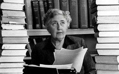 Agatha Christie Talk – Pat Osborne