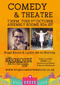 Comedy & Theatre Night @ Assembly Rooms | England | United Kingdom